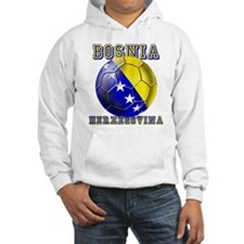 Bosnian football players Hoodie