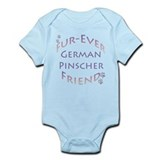 Pinscher Furever Infant Bodysuit