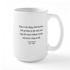 Emily Dickinson 1 Mug