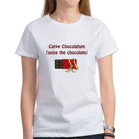 Chocolate Lover Women's T-Shirt