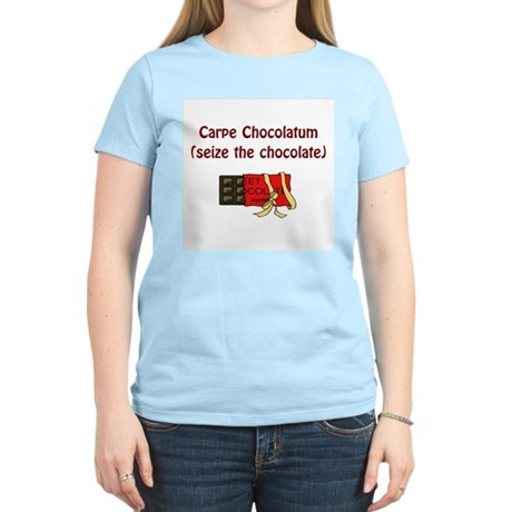 Chocolate Lover Women's Light T-Shirt