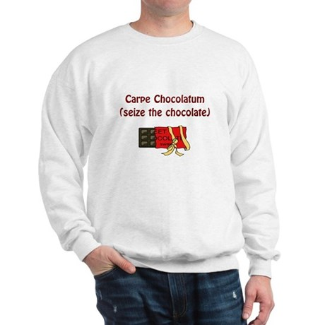 Chocolate Lover Sweatshirt