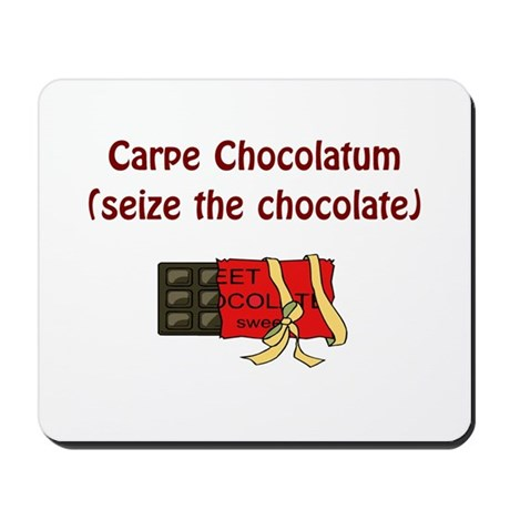 Chocolate Lover Mousepad