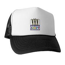 Adopt a German Shepherd Trucker Hat