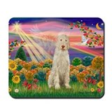 Autumn Angel / Spinone(w) Mousepad
