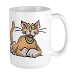 Catnipped Large Mug