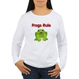 Frogs Rule T-Shirt