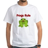 Frogs Rule Shirt
