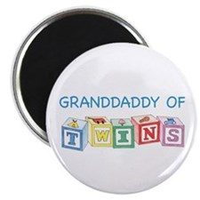 Granddaddy of Twins Blocks Magnet