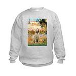 Garden Fiorito/ Spinone Kids Sweatshirt