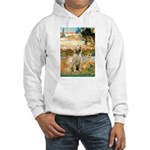 Garden Fiorito/ Spinone Hooded Sweatshirt