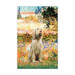 Garden Fiorito/ Spinone Mini Poster Print