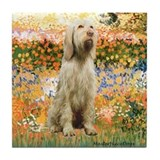 Garden Fiorito/ Spinone Tile Coaster