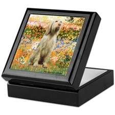 Garden Fiorito/ Spinone Keepsake Box