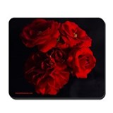 Funny Rose red Mousepad