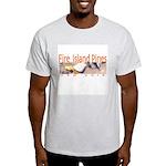 Beach Fire Island Pines Light T-Shirt