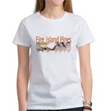 Beach Fire Island Pines Tee