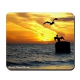 Cute Sunset Mousepad