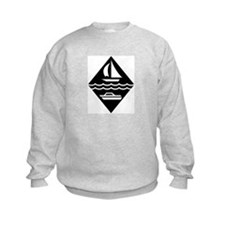 Sailboat Sign Sweatshirt