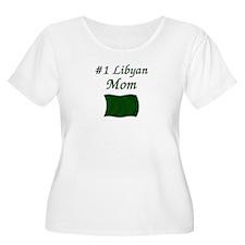 #1 Libyan Mom T-Shirt