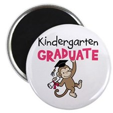 "Unique Kindergarten graduation 2.25"" Magnet (100 pack)"