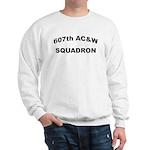 607th AC&W Squadron Sweatshirt