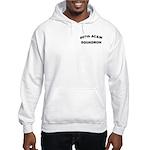 607th AC&W Squadron Hooded Sweatshirt