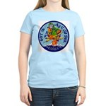 607th AC&W Squadron Women's Light T-Shirt