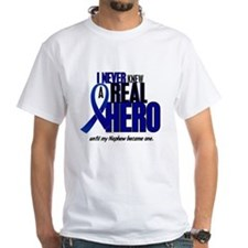 Never Knew A Hero 2 Blue (Nephew) Shirt