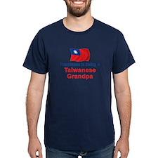 Happy Taiwanese Grandpa T-Shirt