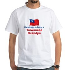 Happy Taiwanese Grandpa Shirt