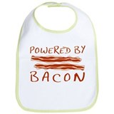 Powered By Bacon Bib