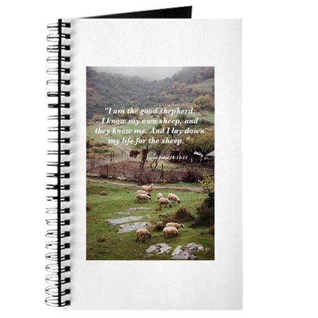 The Good Shepherd Journal