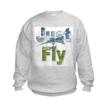 Just Fly Sweatshirt