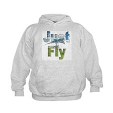 Just Fly Hoody