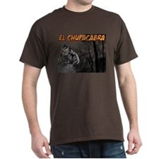 Chupacabra in the Woods 5 T-Shirt