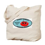 Hydroponic Tomato Canvas Tote