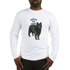 Schipperke boss Long Sleeve T-Shirt