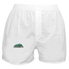 Evergreen Boxer Shorts