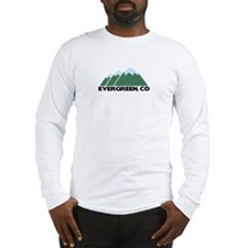 Evergreen Long Sleeve T-Shirt