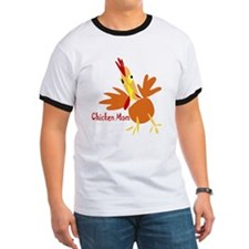 Chicken Mom T