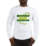 Afficionado Greenwing Macaw Long Sleeve T-Shirt