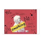 Stop Smoking Postcards