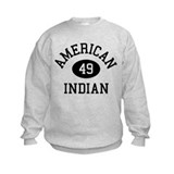 Retro American Indian Sweatshirt