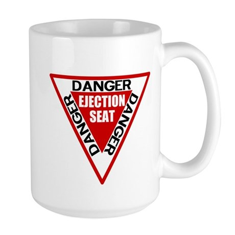 Ejection Seat Large Mug