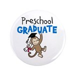 Preschool Graduate - Monkey (Blue) 3.5