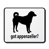 Got Appenzeller? Mousepad