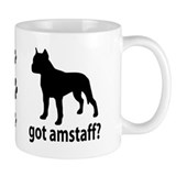 Got AmStaff? Mug