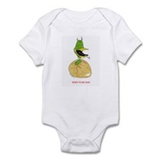 Born to be Bad Infant Bodysuit