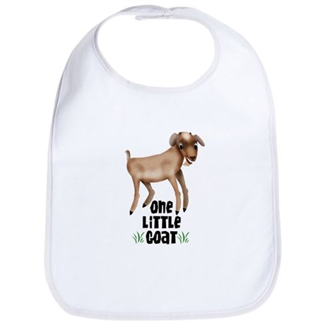 One Little Goat Bib